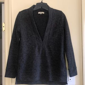 Madewell XS Brushed Sweater NWOT